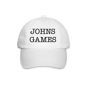 Johns Games Hat - Baseball Cap
