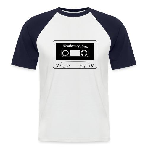 CoolTape - Flexo - T-shirt baseball manches courtes Homme