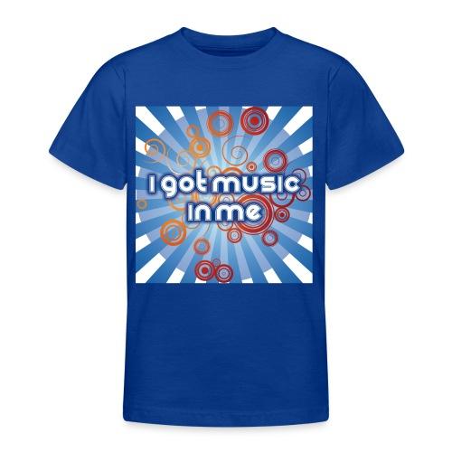 Teener T-shirt - Teenager T-shirt