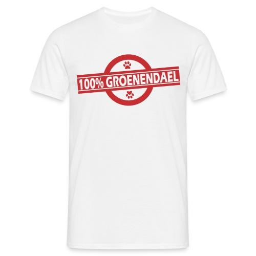 100% Groenendael - T-shirt Homme