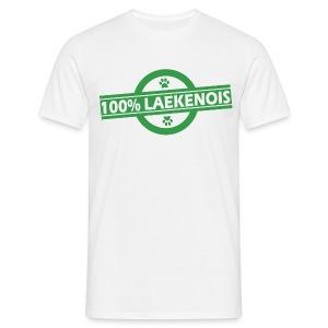 100% Laekenois - T-shirt Homme