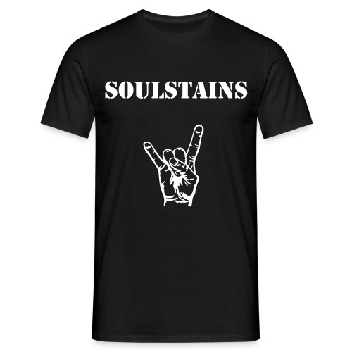 SOULSTAINS T-SHIRT - Herre-T-shirt