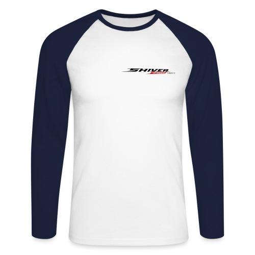 t-shirt forum Shiver750.com - Men's Long Sleeve Baseball T-Shirt