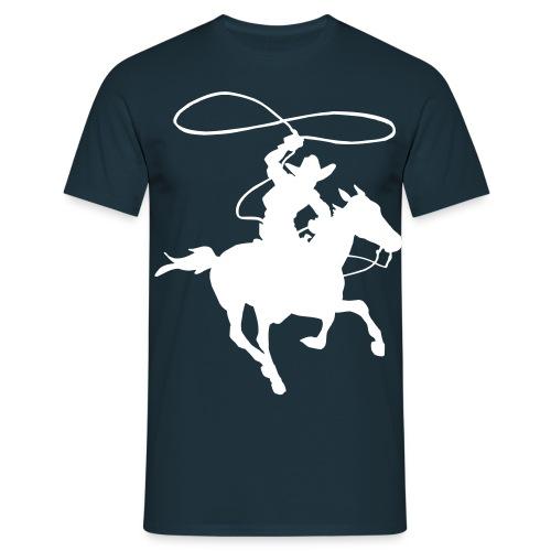 Cowboy 8 - Männer T-Shirt
