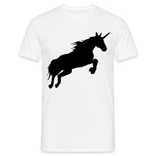 Einhorn 8 - Männer T-Shirt
