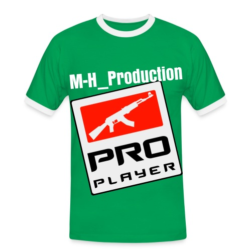 Pro_Player - Men's Ringer Shirt