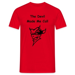 New Devil RCT - Men's T-Shirt