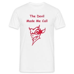New Devil WRCT - Men's T-Shirt