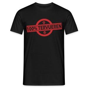 100% Tervueren - T-shirt Homme