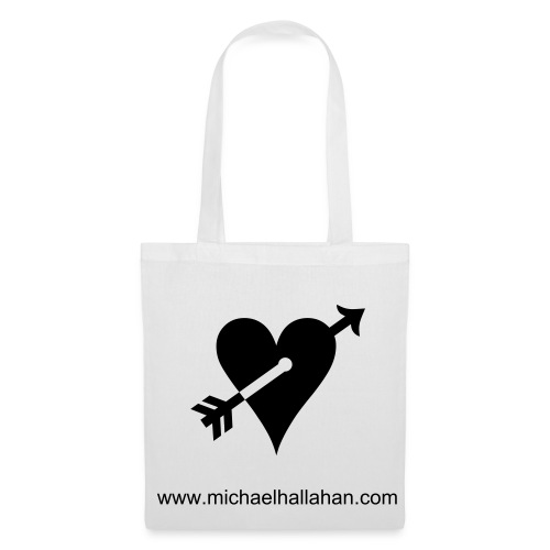 Love Heart Bag - Tote Bag