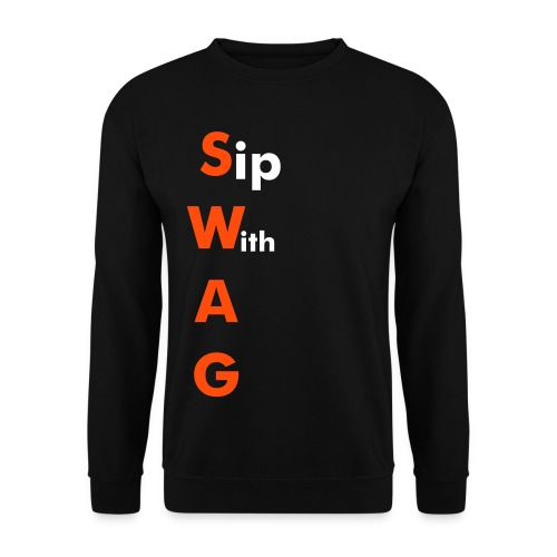 Sip With A G - SWAG - Crewneck - Herre sweater