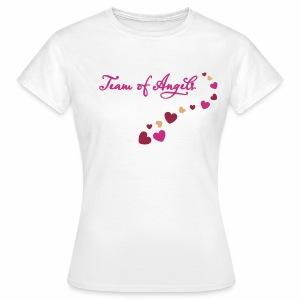 Team of Angels - Frauen T-Shirt