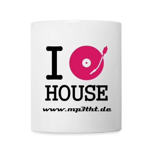 I love House Tasse - Tasse