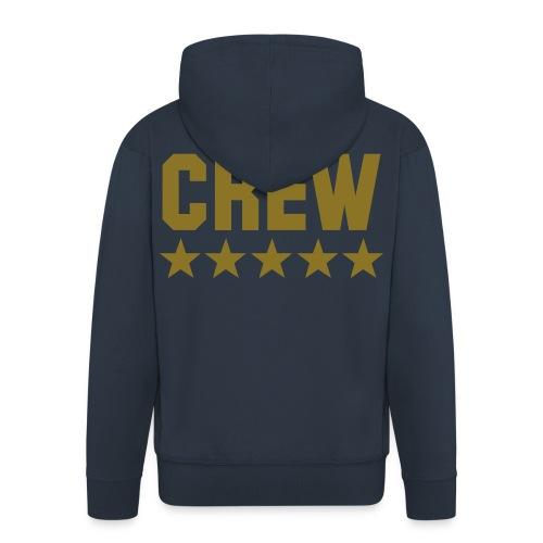 crew - Herre premium hættejakke