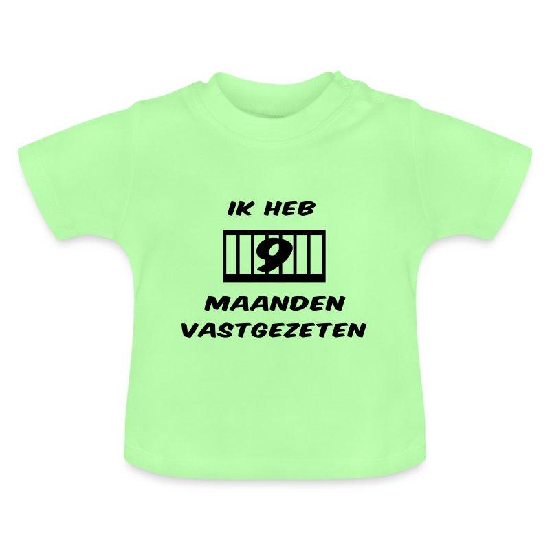 ikheb9maanden - Baby T-Shirt