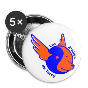 Torcy fly divers collection - Badge petit 25 mm