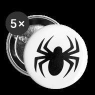 Buttons ~ Buttons medium 32 mm ~ SliTaz Pins