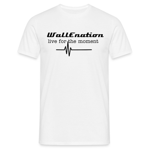 WallEnation Man - Männer T-Shirt