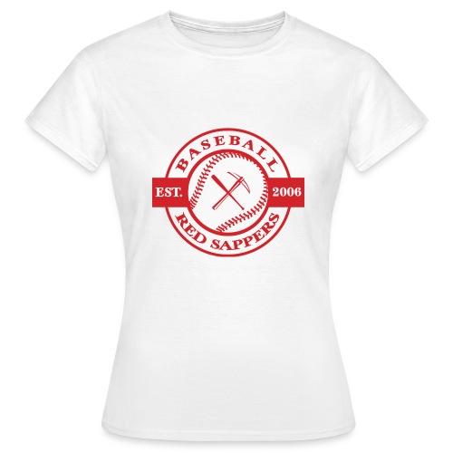 Women's T-Shirt, Logo chest, Dudelange back - Women's T-Shirt