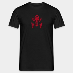 Men's Classic T-Shirt - NETZ - Dead Frog (red) - Men's T-Shirt