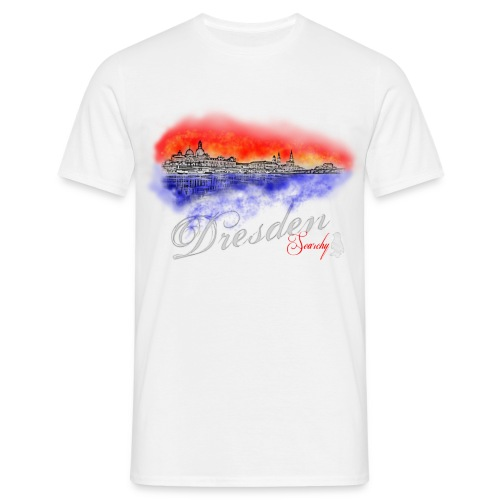 DRESDEN  - Männer T-Shirt