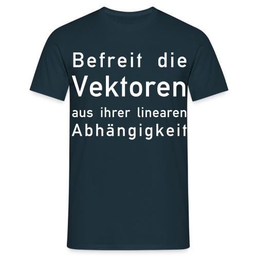 Mathe Tribut - Männer T-Shirt