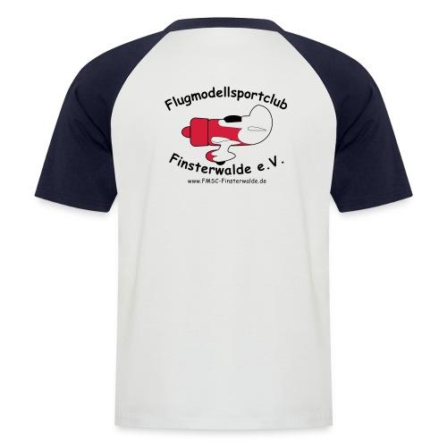 FMSC T-Shirt Männer - Männer Baseball-T-Shirt