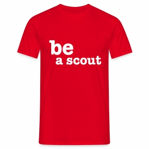 be a scout - T-shirt Homme