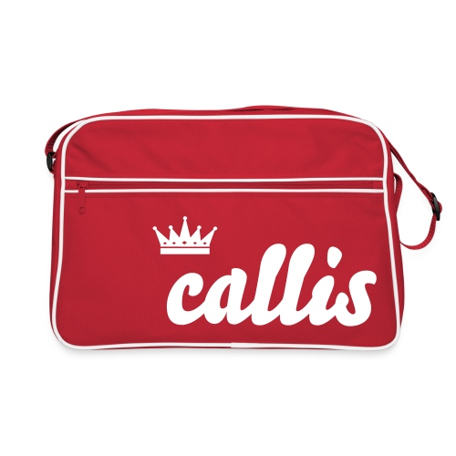 Callis baseball hat - Retro Bag