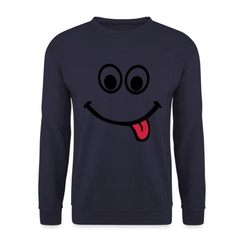 Ms-clothing Smiley Crewneck - Herre sweater