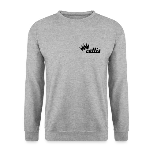 callis sweatshirt - Men's Sweatshirt
