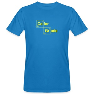 Color Grade - Men's Organic T-shirt