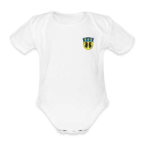 Karben-Babybody - Baby Bio-Kurzarm-Body
