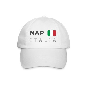 Base-Cap NAP ITALIA dark-lettered - Baseball Cap