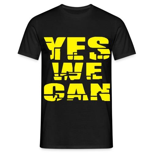 YES-Shirt - Männer T-Shirt