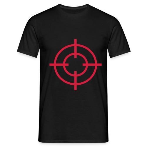Target-Shirt - Männer T-Shirt