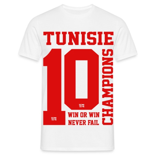 TUNISIE FOOT - T-shirt Homme