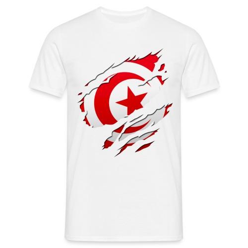 TUNISIE DECHIRE - T-shirt Homme
