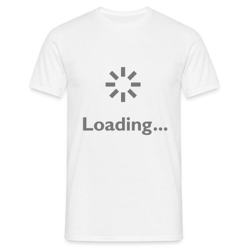 Loading - Maglietta da uomo