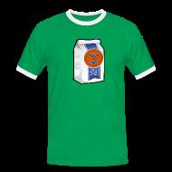 T-Shirts ~ Men's Ringer Shirt ~ Nikki and John All Purpose Pranks - Mens