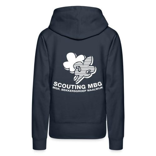 Dillingerstam Capuchontrui Dames - Vrouwen Premium hoodie