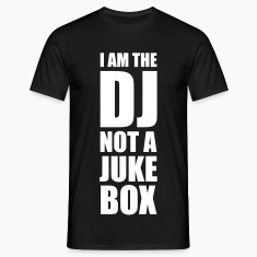 dj_jukebox T-shirts