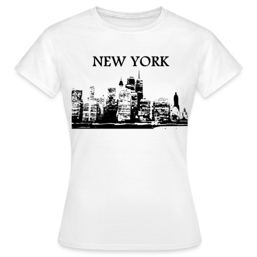 New York Jockeys - T-shirt Femme