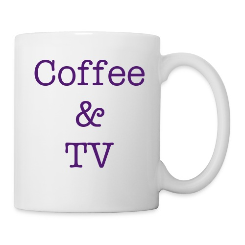coffee & tv mug - Mug