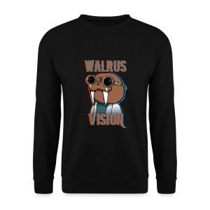 Walrus Vision - Men's Sweatshirt