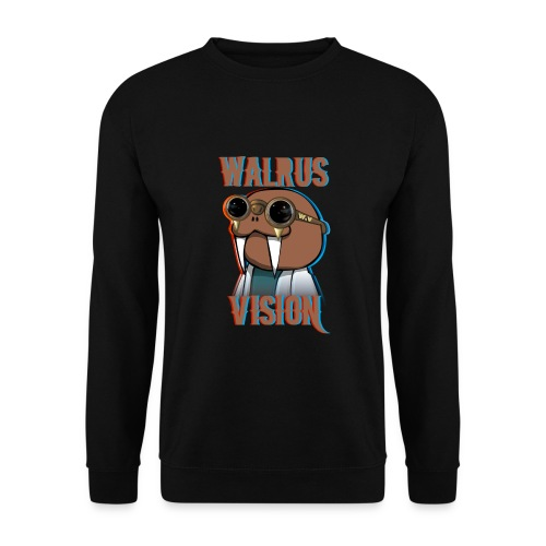 Walrus Vision - Men's Sweatshirt
