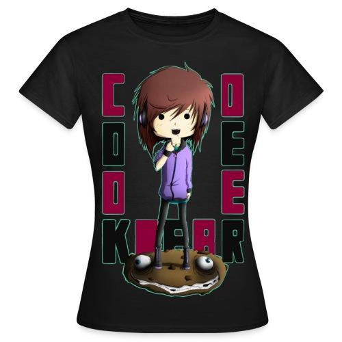 Manga - Frau - Frauen T-Shirt