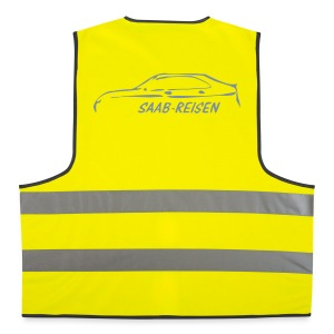 SAAB-REISEN - Warnweste
