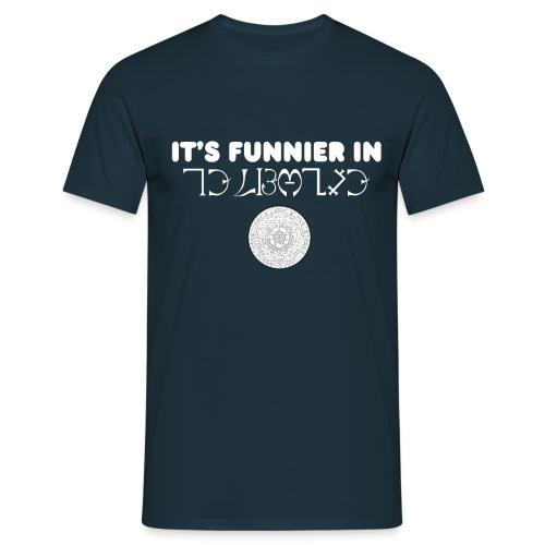 Men's Enochian Tee - Men's T-Shirt