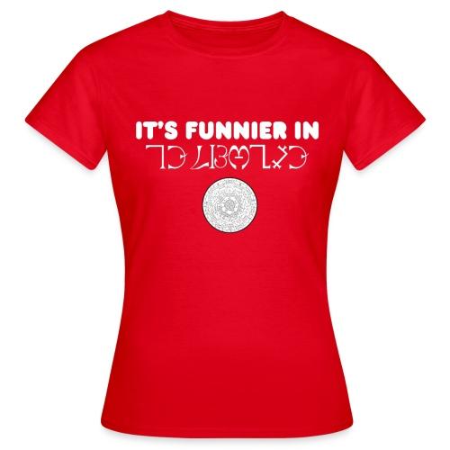 Women's Enochian Tee - Women's T-Shirt
